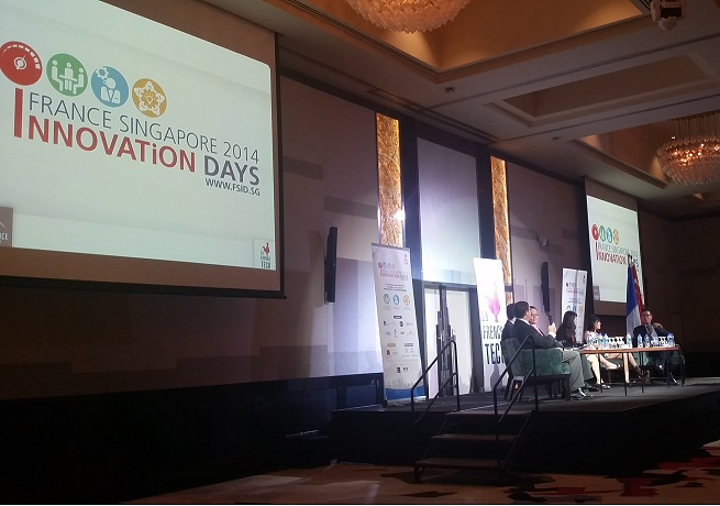 France Singapore Innovations Days event